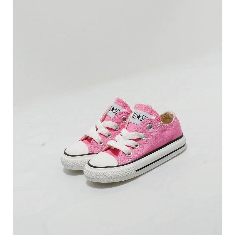 Converse All Star Ox Infant, Rosa