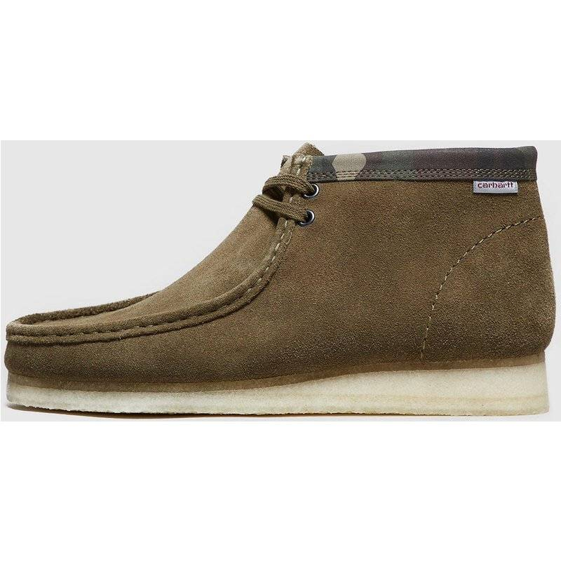 Clarks Originals 'x Carhartt WIP Wallabee Boot, Verde