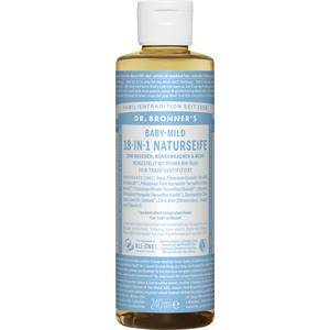 Dr. Bronner's Skin care Body care Baby-Mild 18-in-1 Natural Soap 240 ml