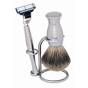 ERBE Shaving Shop Set rasatura Set da rasatura Gillette Mach3, 3 pezzi 1 Stk.