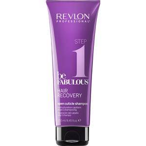 Revlon Professional Cura dei capelli Be Fabulous Hair Recovery Step 1 Open Cuticle Shampoo 250 ml