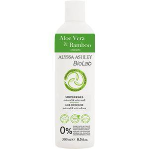 Alyssa Ashley BioLab Aloe vera e bambù Shower Gel 300 ml