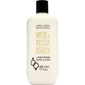 Alyssa Ashley Profumi unisex Musk Hand & Body Lotion 500 ml