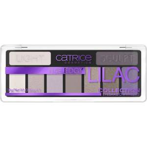 Catrice Occhi Ombretto The Edgy Lilac Collection Eyeshadow Palette 010 Purple Up Your Life 1 Stk.