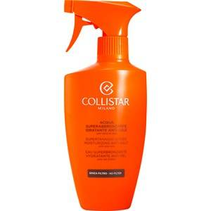 Collistar Solari Self-Tanners Supertanning Water Moisturizing Anti-Salt 400 ml