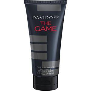 Davidoff Profumi da uomo The Game Hair and Body Shampoo 150 ml