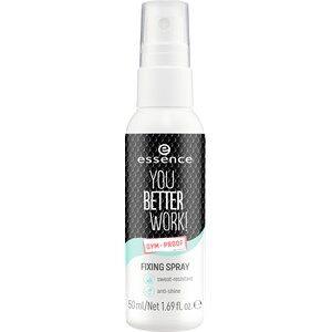 Essence Carnagione Make-up You Better Work! Fixing Spray 50 ml