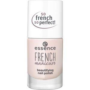 Essence Unghie Smalto per unghie French Manicure Beautifying Nail Polish Nr. 01 Girl's Best French 10 ml