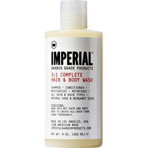 Imperial Cura per uomo Cura del corpo 3:1 Complete Hair & Body Wash 265 ml