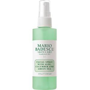 Mario Badescu Skin care Moisturizer Aloe, Cucumber And Green Tea Facial Spray 236 ml