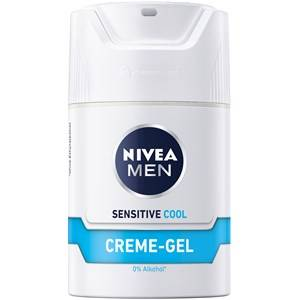 Nivea Cura dell'uomo Cura del viso Men Sensitive Cool Creme-Gel 50 ml