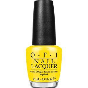 OPI Collections Brazil Collection Smalto per unghie No. NLA65 I Just Can't Cope-acabana 15 ml