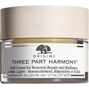 Origins Cura del viso Cura idratante Three Part Harmony Soft Cream For Renewal, Repair And Radiance 50 ml