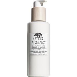 Origins Cura del viso Pulizia ed esfoliazione Three Part Harmony Foaming Cream-To-Oil Cleanser For Renewal, Replenishment And Radiance 150 ml