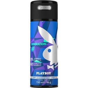 Playboy Profumi da uomo Generation Deodorant Body Spray 150 ml