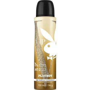 Playboy Profumi femminili VIP Women Deodorant Spray 150 ml