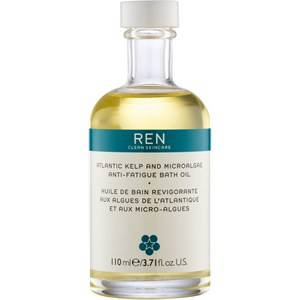 Ren Skincare Cura del corpo Atlantic Kelp and Magnesium Bath Oil 110 ml
