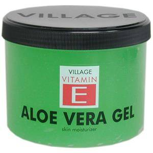 Village Cura Vitamin E Aloe Vera Body Gel 500 ml