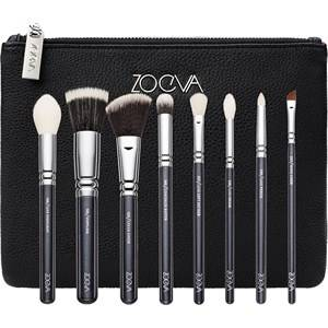 ZOEVA Brushes Brush sets Set di pennelli classico 105 Luxe Highlight + 125 Stippling + 128 Cream Cheek + 142 Concealer Buffer + 227 Luxe Soft Definer + 228 Luxe Crease + 230 Luxe Pencil + 317 Wing Liner 1 Stk.