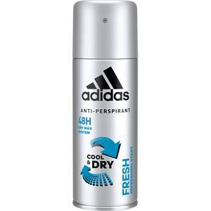 adidas Cura Functional Male Fresh Deodorant Spray 2 x 150 ml