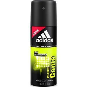 adidas Profumi da uomo Pure Game Deodorant Body Spray 150 ml