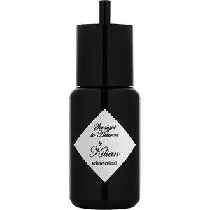 Kilian Profumi da uomo L'Oeuvre noire Straight to Heaven by white crystal Eau de Parfum spray ricarica 50 ml