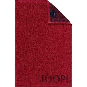 JOOP! Asciugamani Classic Doubleface Asciugamano per gli ospiti rubino 30 x 50 cm 1 Stk.