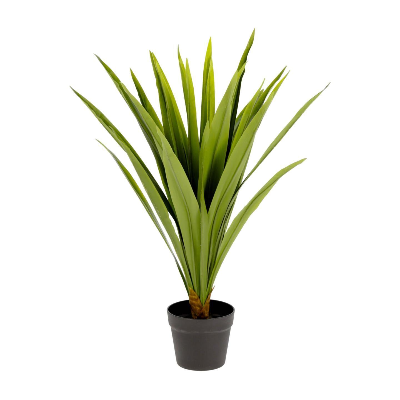 kave home pianta yucca artificiale zelena