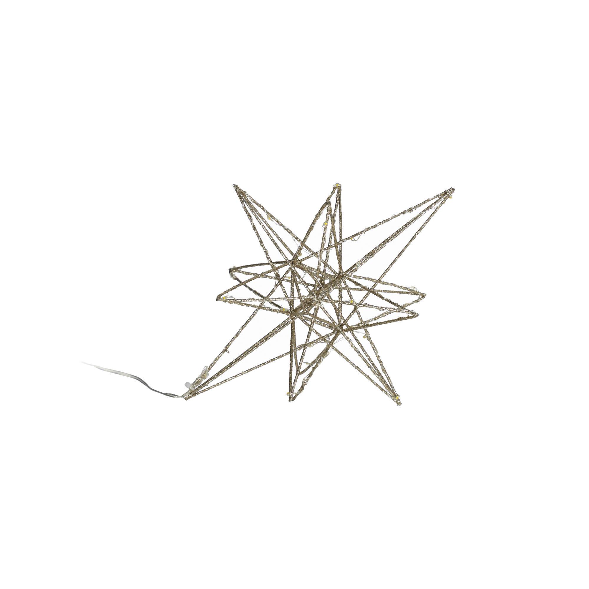 kave home stella luminosa piccola nicoletta dorada