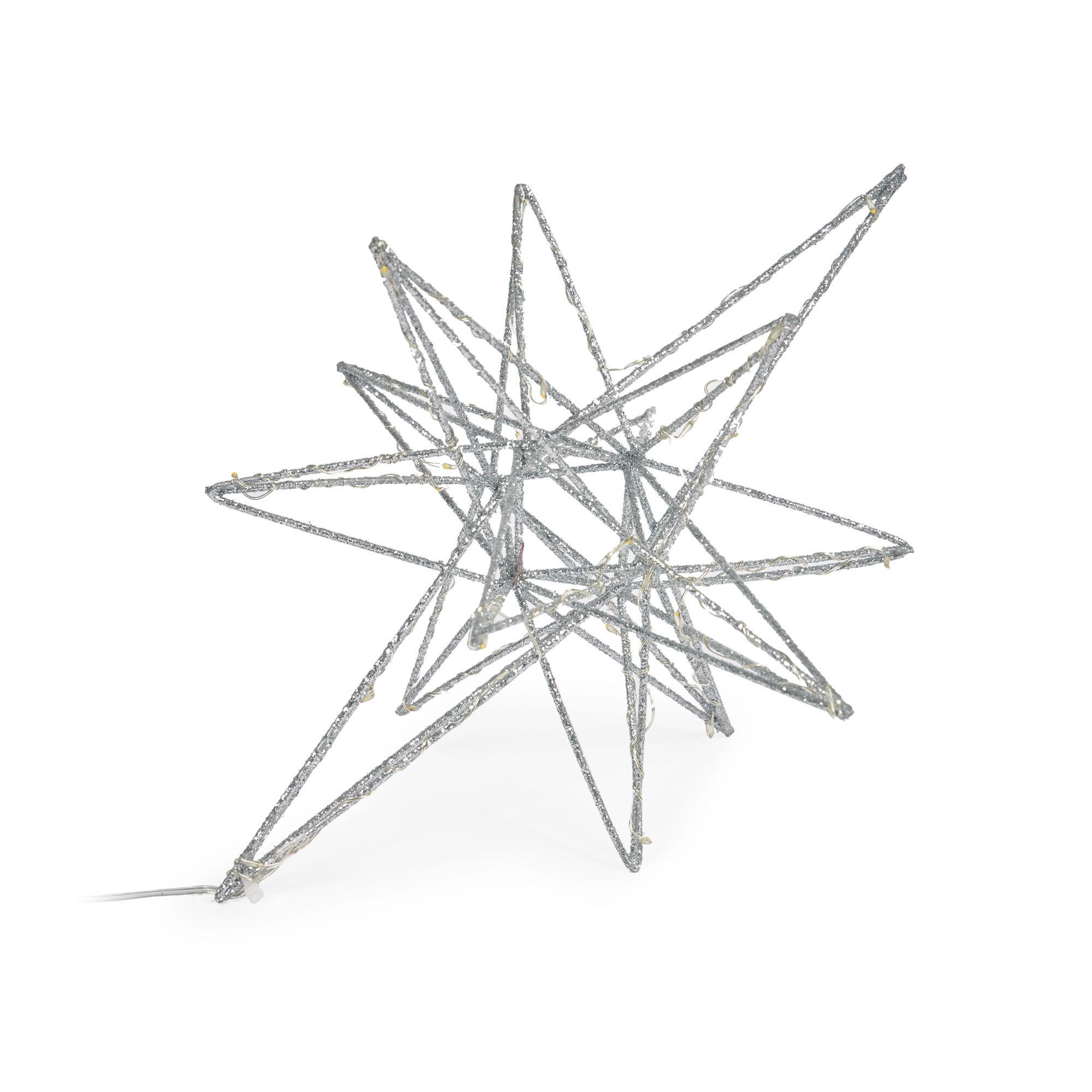 kave home stella luminosa grande nicoletta argento