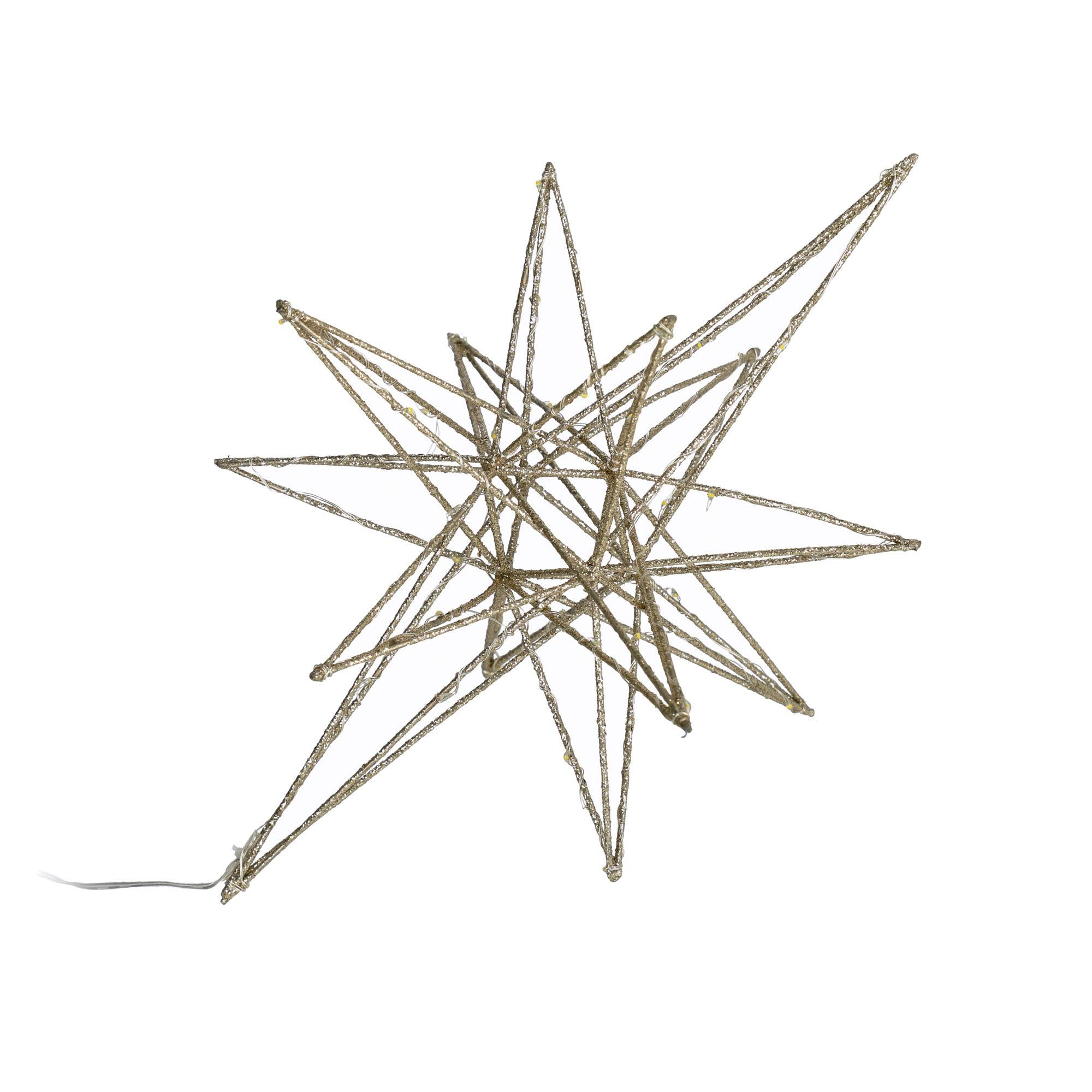 kave home stella luminosa grande nicoletta dorata