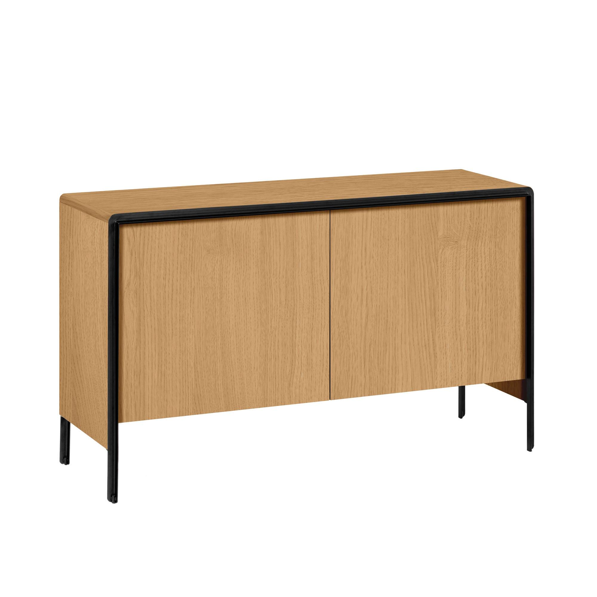 Kave Home Credenza Nadyria 140 x 82 cm in rovere