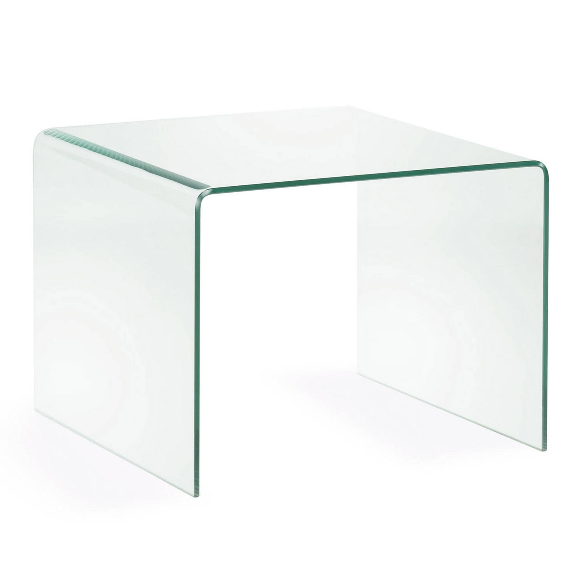 Kave Home Tavolino Burano 60 x 60 cm