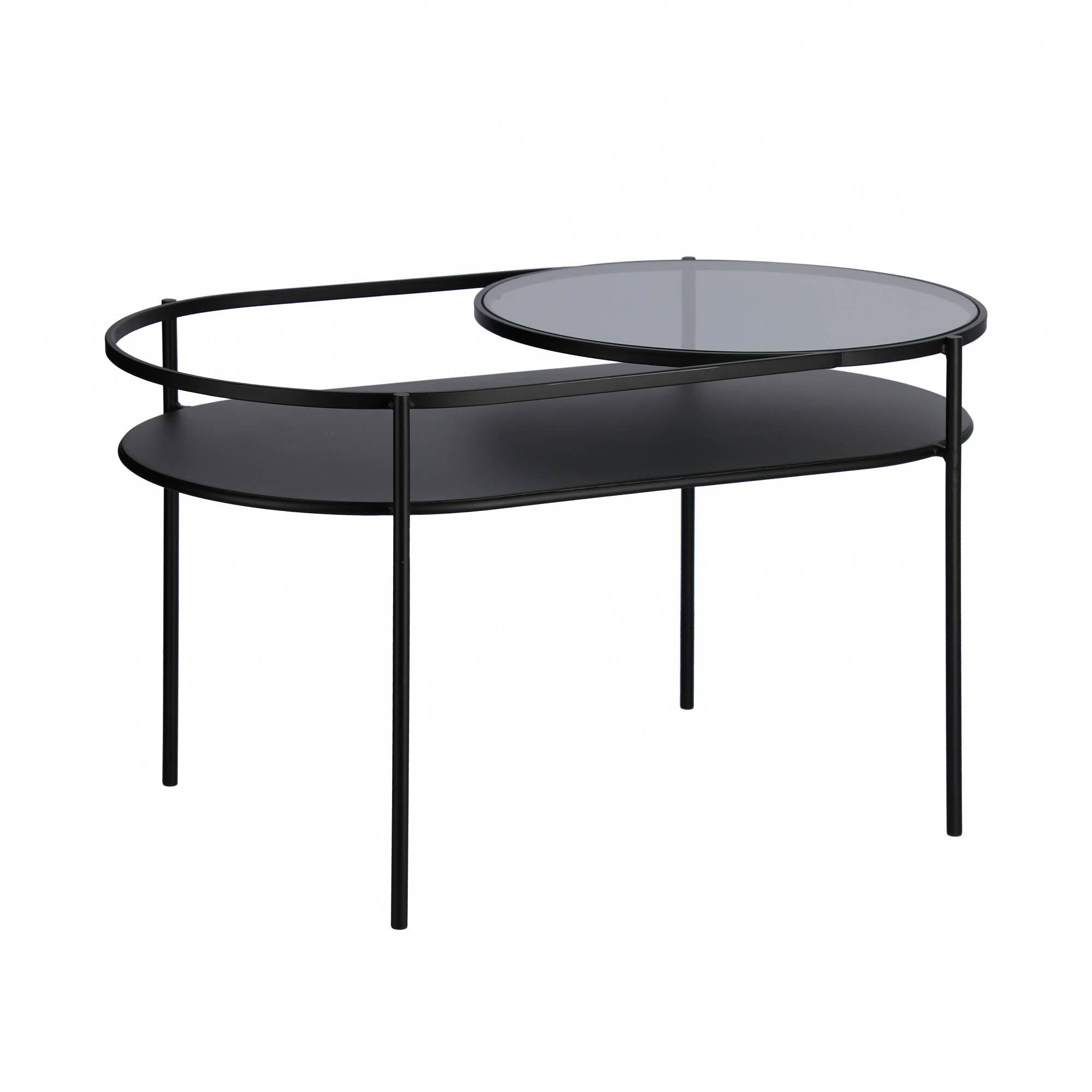 kave home tavolo daheli 80 x 44 cm