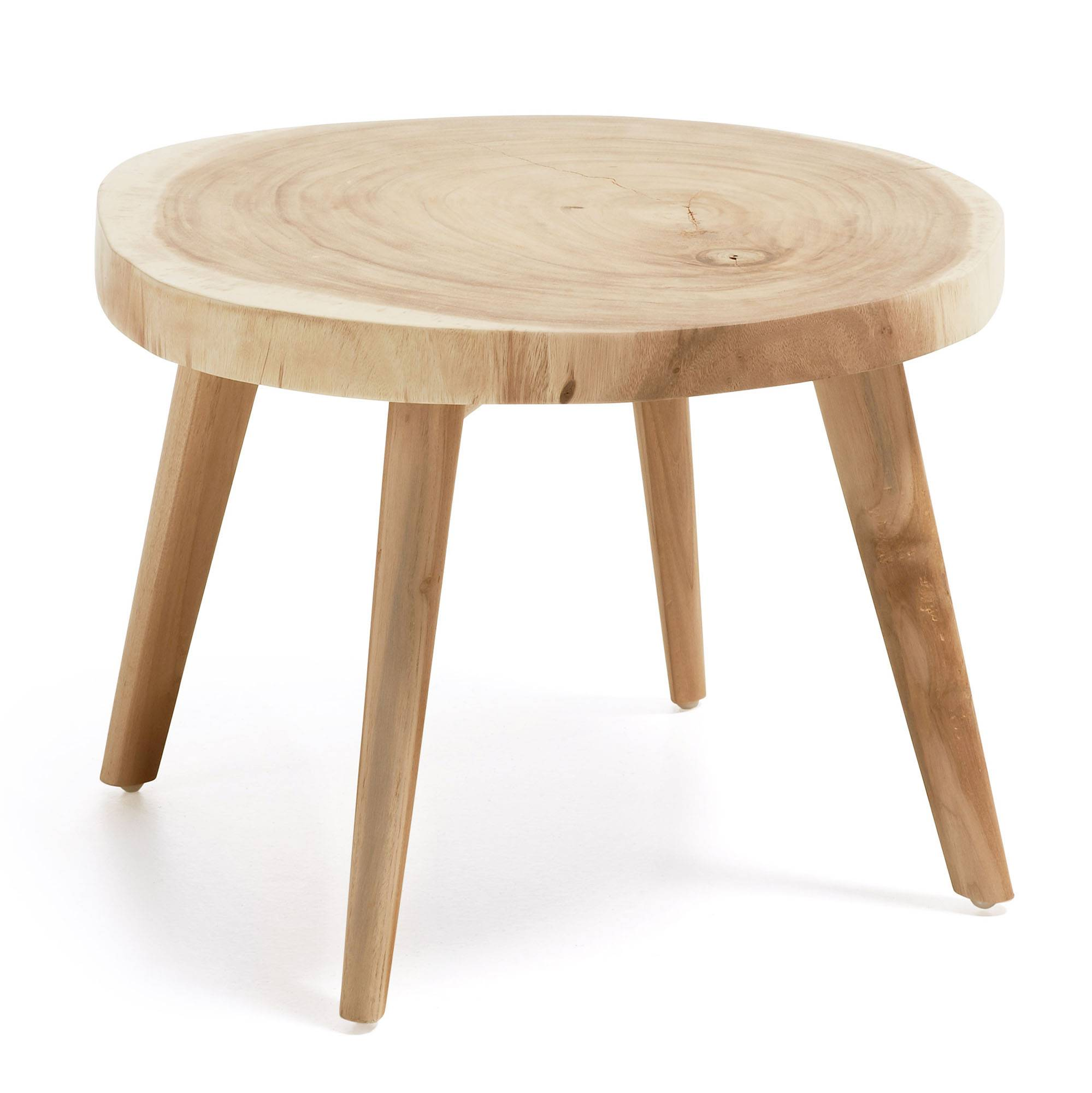 Kave Home Tavolino  Wellcres Ø 65 cm