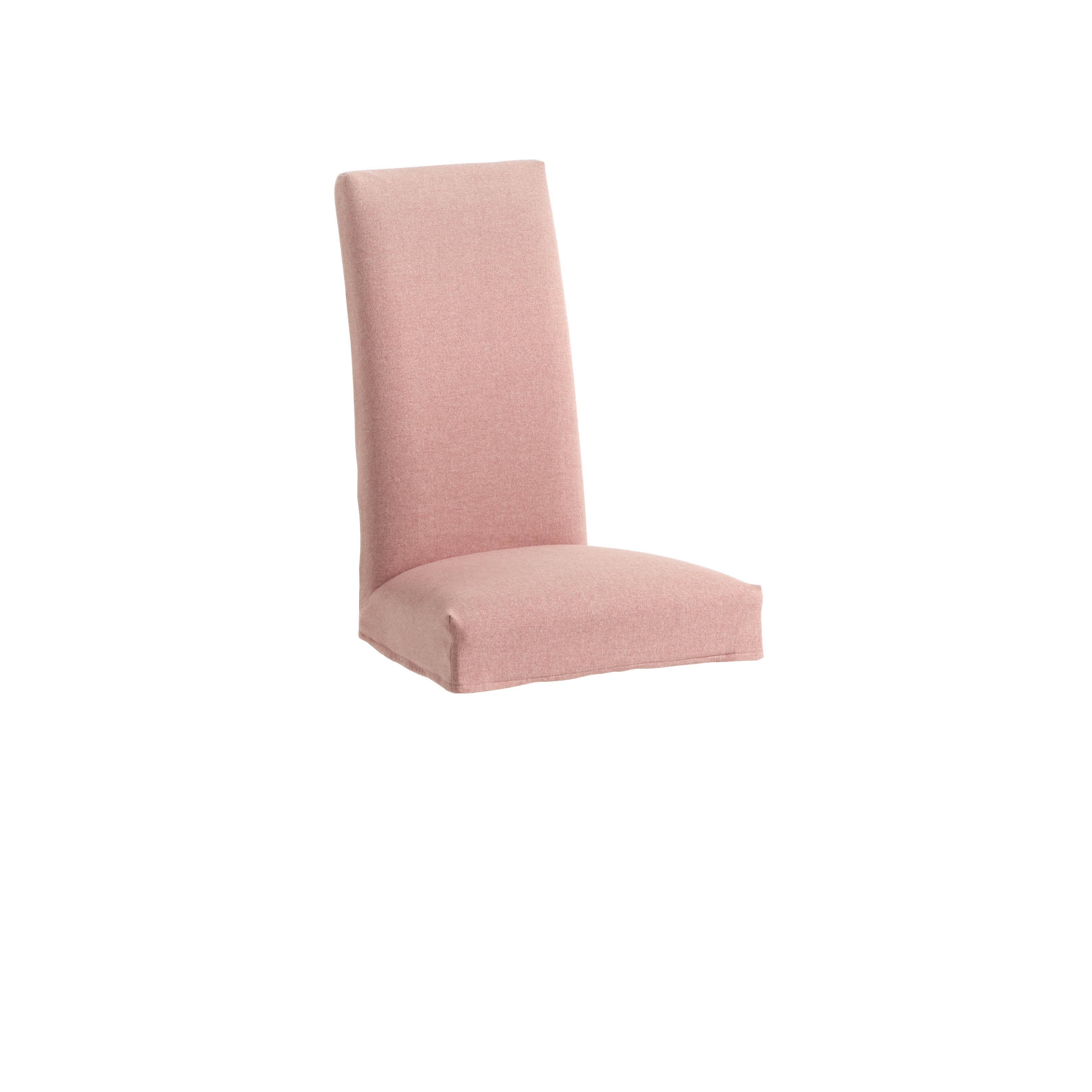 Kave Home Fodera per sedia Freda rosa