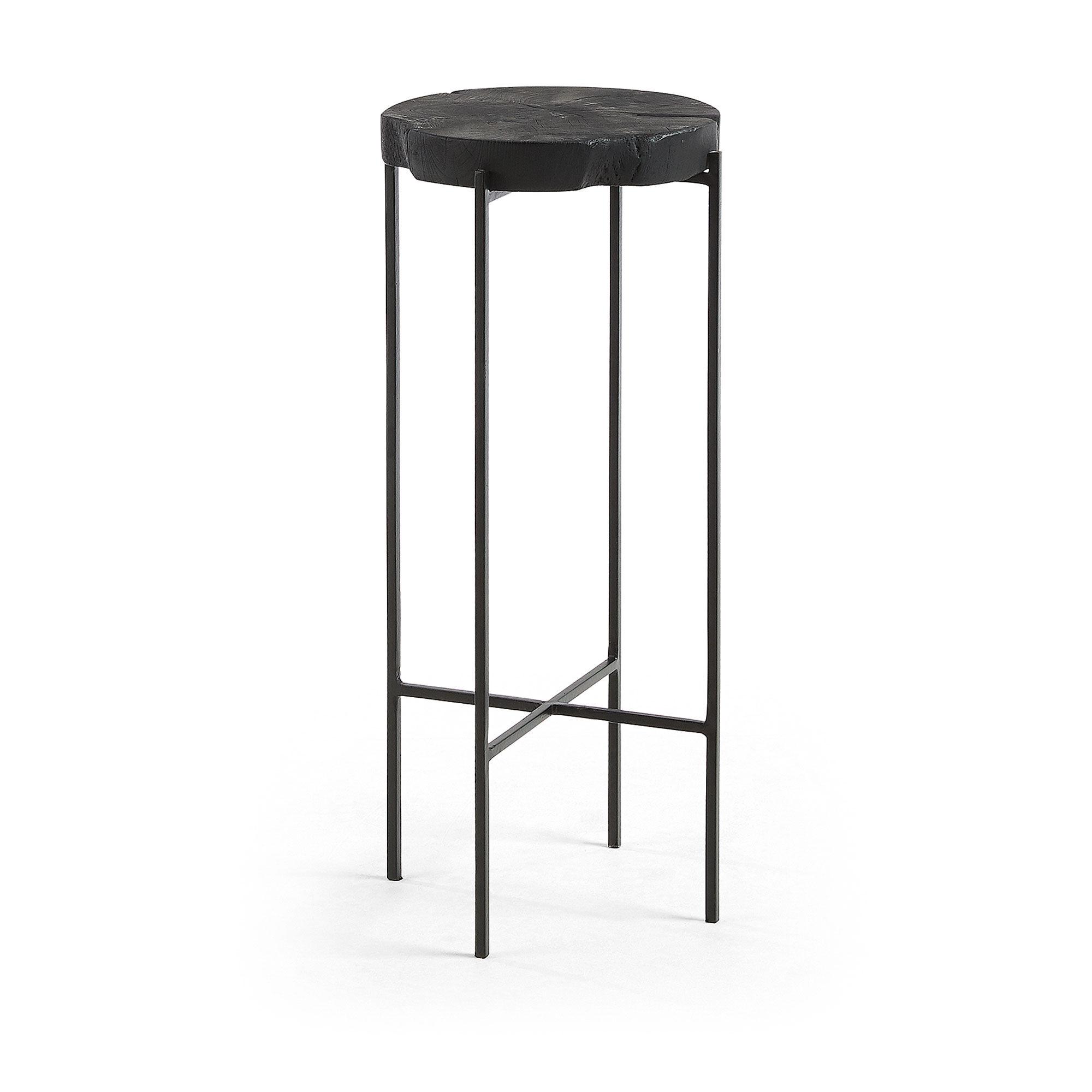 Kave Home Tavolino alto Existence altezza 70 cm