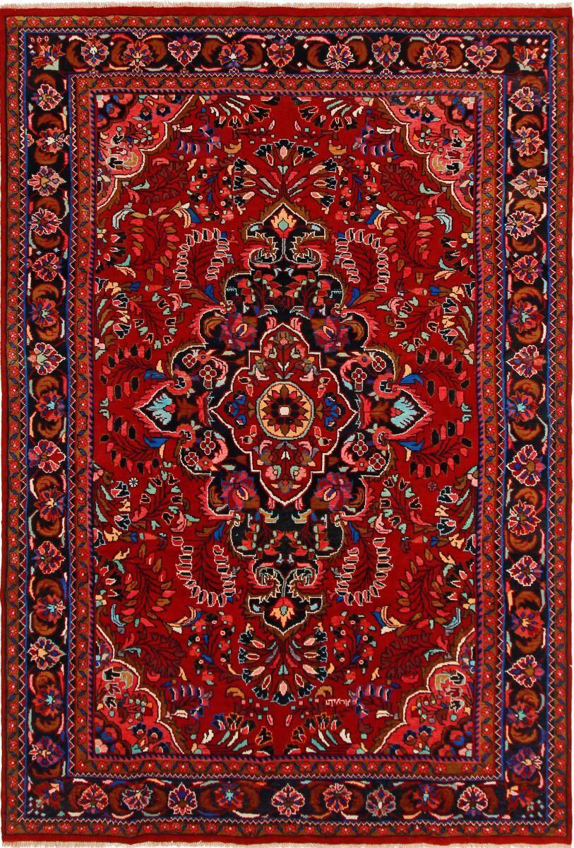 Nain Trading Tappeto Orientale Lillian 324x219 Grigio Scuro/Marrone Scuro (Persia/Iran, Lana, Annodato a mano)