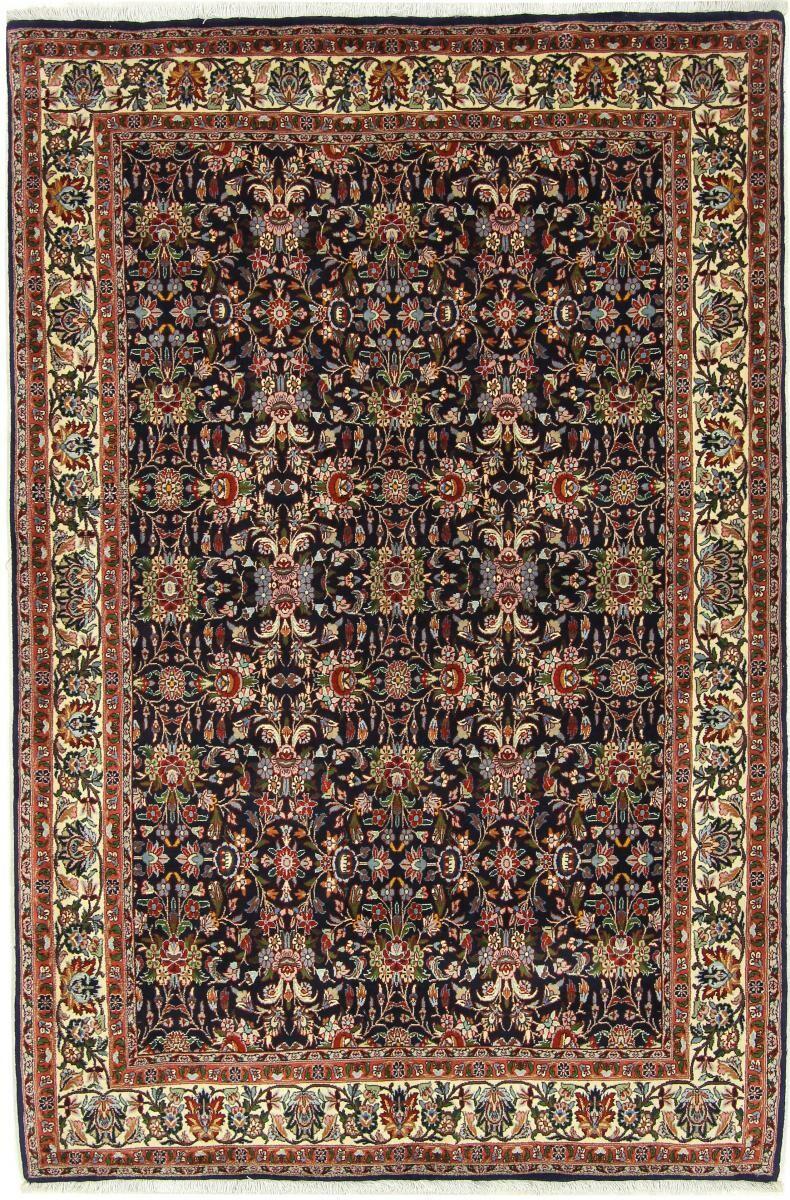 Nain Trading Tappeto Fatto A Mano Bidjar 214x146 Grigio Scuro/Marrone Scuro (Lana, Persia/Iran)