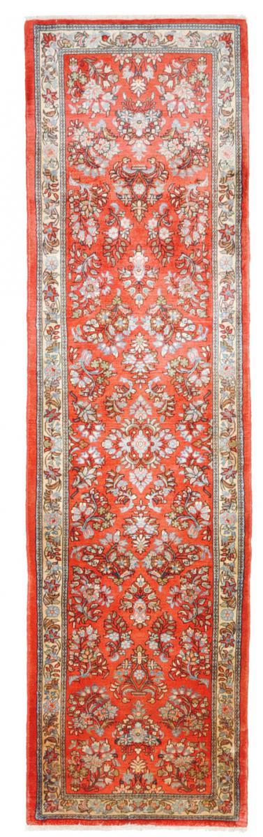 Nain Trading Tappeto Saruk 282x77 Arancione/Rosa (Lana, Persia/Iran, Annodato a mano)