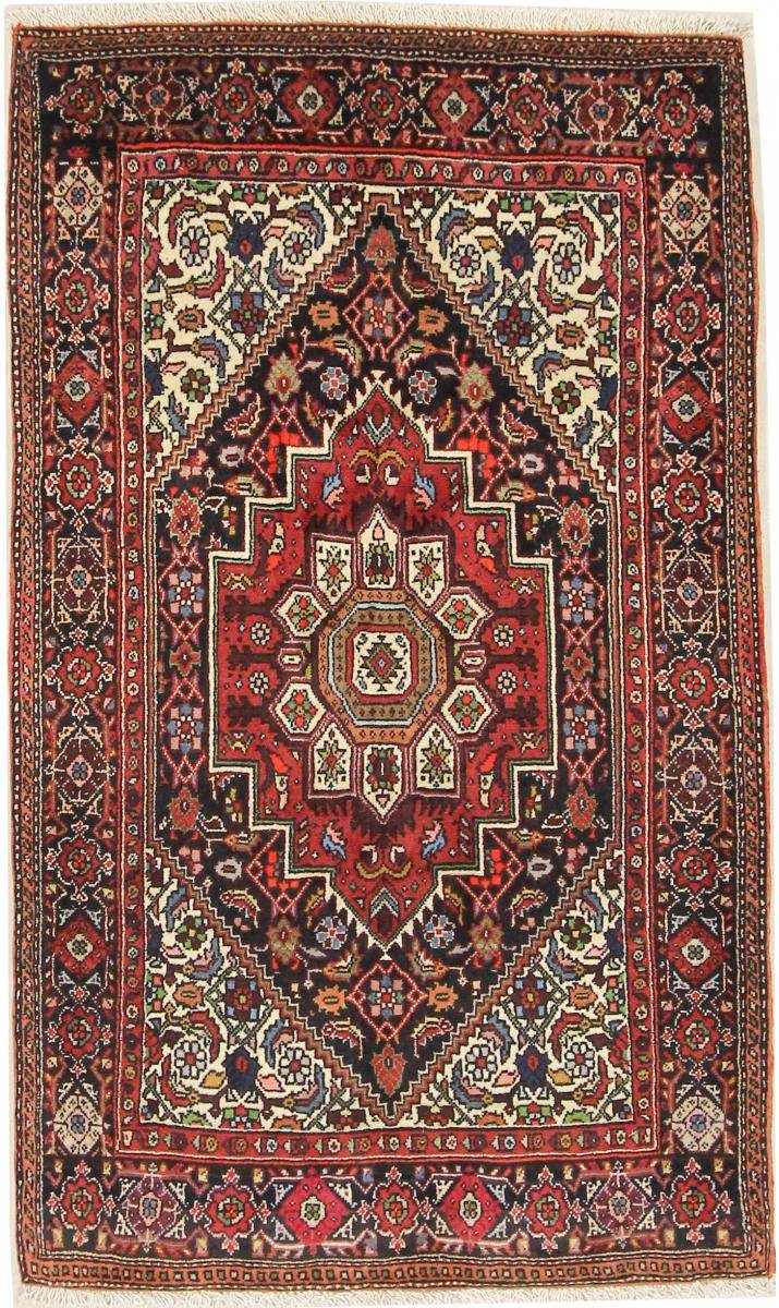 Nain Trading Tappeto Fatto A Mano Gholtogh 133x77 Ruggine/Viola (Lana, Persia/Iran)