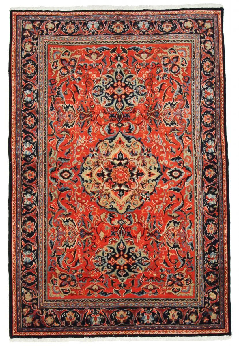 Nain Trading Tappeto Orientale Russia 206x129 Marrone/Arancione (Russia, Lana, Annodato a mano)