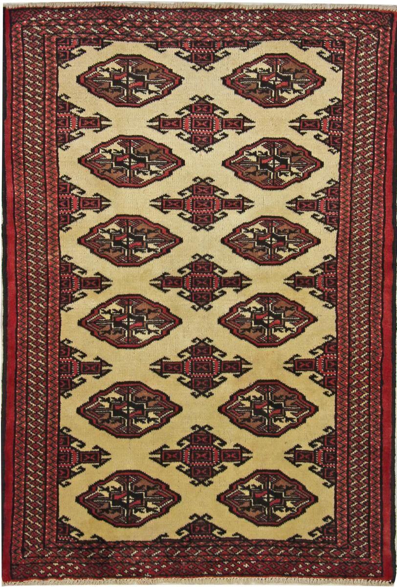 Nain Trading Tappeto Persiano Hamadan 146x101 Marrone Scuro/Verde Oliva (Annodato a mano, Persia/Iran, Lana)