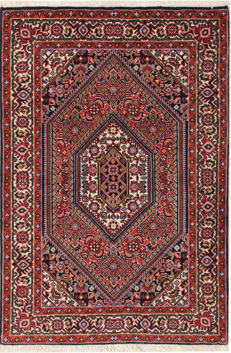 Nain Trading Tappeto Fatto A Mano Bidjar Bukan 104x71 Beige/Ruggine (Lana, Persia/Iran)