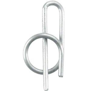 Hope Mono pad pin clip -  - One Size argento   Ricambi freni