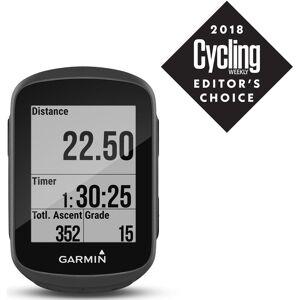 Garmin Ciclocomputer GPS  Edge 130 - One Size nero   Computer