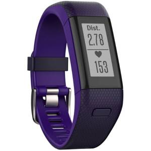 Garmin Dispositivo monitoraggio attività GPS Vivosmart HR+ -  - Regular
