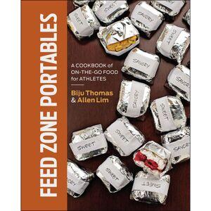 """Cordee Libro  """"Feed Zone Portables"""" (in inglese) - Taglia unica   Libri"""