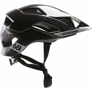 SixSixOne Casco Evo AM MIPS - 661 Metallic Black