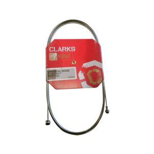 Clarks Cavo Freno Pre-Lubrificato Elite Universale - Clarks Argentato